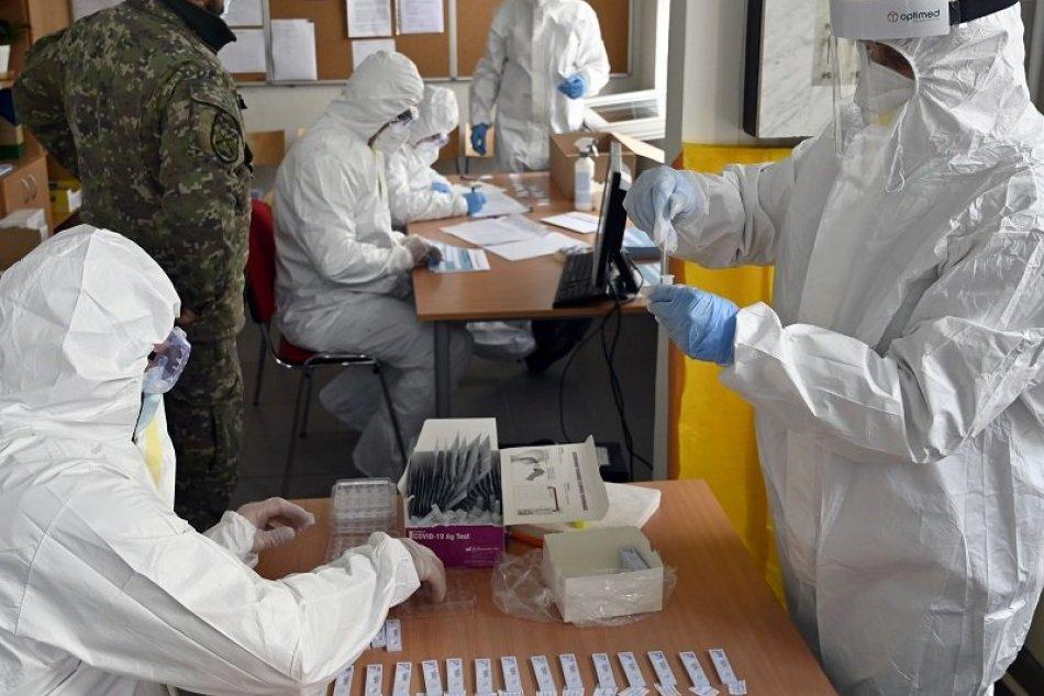 Ilustračný obrázok k článku ZOZNAM obcí, ktoré čaká ďalšie kolo testovania