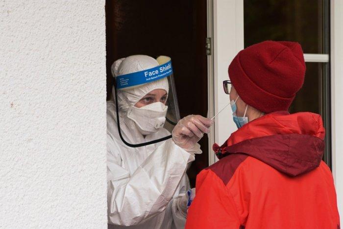 Ilustračný obrázok k článku Bezplatné antigénové testovanie v Trenčíne: Ako to funguje? FOTO