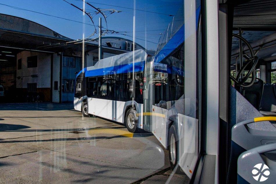 Ilustračný obrázok k článku Dopravný podnik plánuje vynoviť vozový park! Na aké autobusy sa môžeme TEŠIŤ?