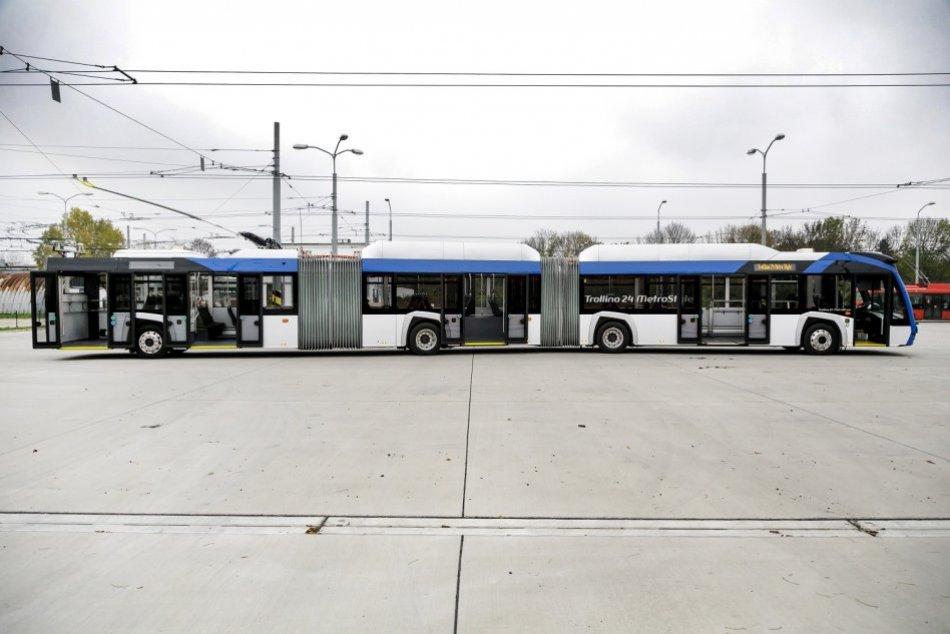 Ilustračný obrázok k článku Skvelá správa pre cestujúcich MHD: V pláne sú kilometre nových trolejbusových tratí!