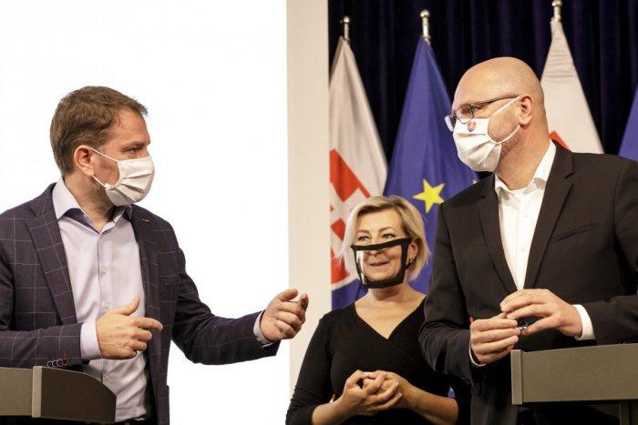 Ilustračný obrázok k článku Matovič perlí - Krajčí je najmenej zodpovedný za obete. Za všetko môže Sulík!