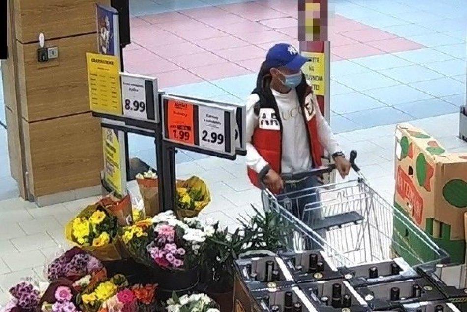 Ilustračný obrázok k článku Trenčianska polícia žiada o pomoc: Poznáte muža na FOTO?