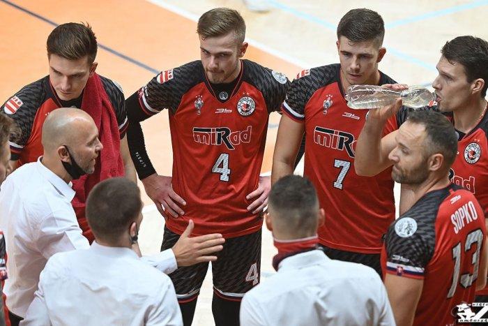 Ilustračný obrázok k článku Je kráľom v tabuľke: Naďalej stopercentný Prešov vedie volejbalovú extraligu