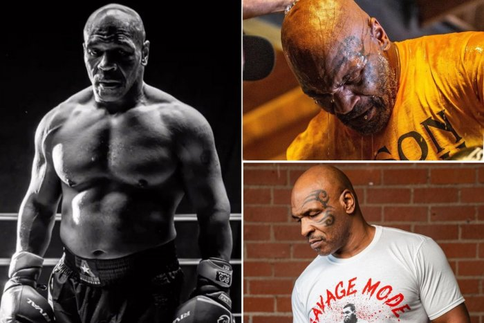 Ilustračný obrázok k článku Legendárny Mike Tyson: Ukázal, aké telo má boxer na dôchodku! FOTO