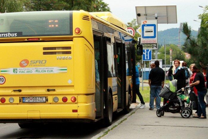 Ilustračný obrázok k článku Prievidžania sa dočkajú: Pri obchodných centrách vyrastie autobusová zastávka