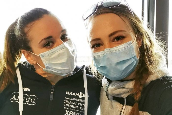 Ilustračný obrázok k článku Sestry Fialkové majú po pretekoch: UVIEDLI pravý dôvod, prečo sú v izolácii!