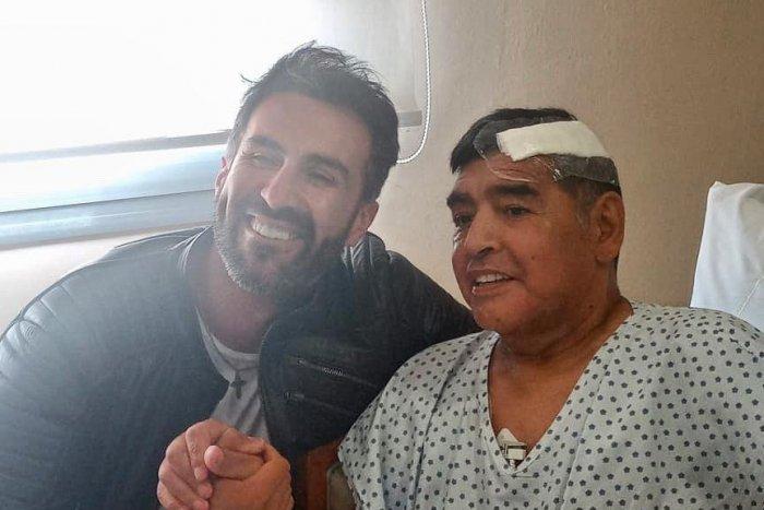 Ilustračný obrázok k článku Posledné VIDEO Diega Maradonu pred smrťou? Žartoval, aj keď na tom nebol dobre