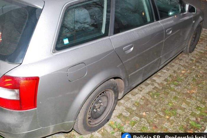 Ilustračný obrázok k článku Humenčanka úmyselne poškodila cudzie auto: Išlo o pomstu? FOTO