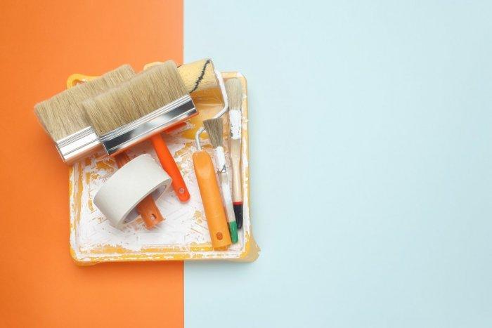 Ilustračný obrázok k článku 5 prác v dome, ktoré zvládnete bez majstrov