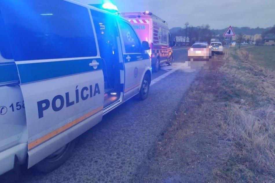 Ilustračný obrázok k článku Neďaleko Zvolena sa prevrátila odťahovka: Zranený vodič skončil v rukách záchranárov