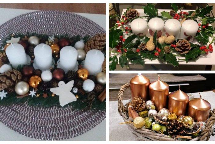 Ilustračný obrázok k článku Prvá vôňa Vianoc: Adventné vence z Ružomberka vo veľkej GALÉRII