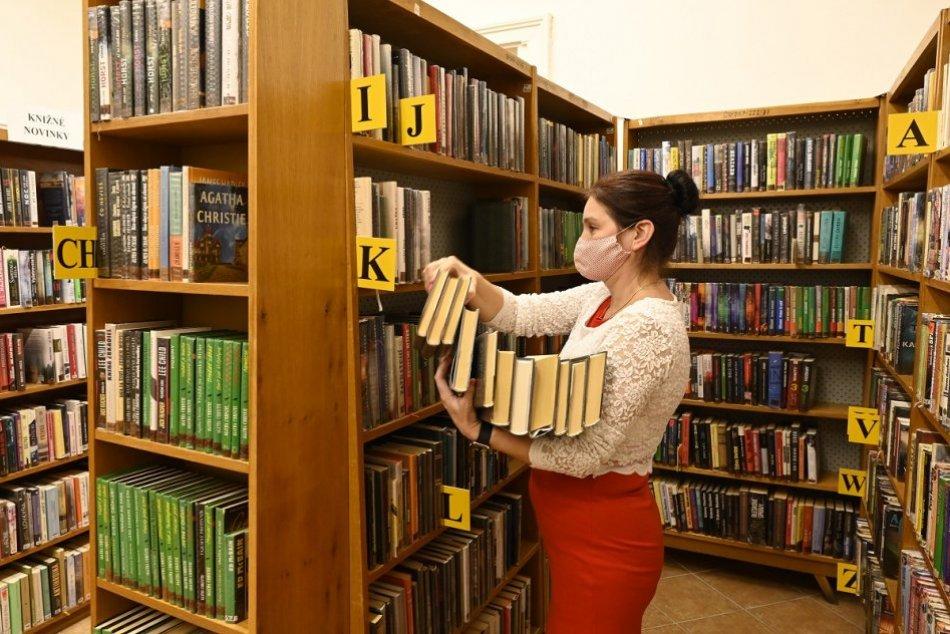 Ilustračný obrázok k článku Knižnice v Trenčíne a Prievidzi otvorili s obmedzením: Považská je zatvorená