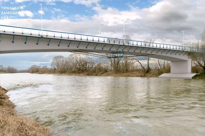 Ilustračný obrázok k článku HURÁ! Na jar sa začne s opravou mosta v Hlohovci. Zhltne to takmer 5 miliónov! FOTO