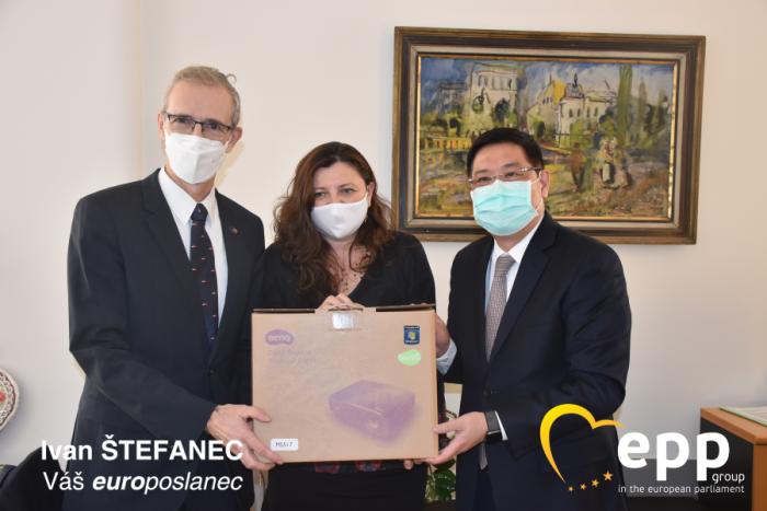 Ilustračný obrázok k článku Taiwanská vláda opäť pomohla slovenským školám