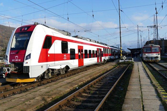 Ilustračný obrázok k článku Od nedele viaceré vlaky nepôjdu. Niekde trvalo rušia železničnú dopravu