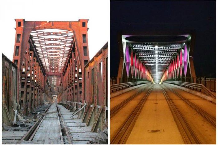 Ilustračný obrázok k článku FOTO: Starý most a jeho premena. Rekonštrukcia sa vydarila, dnes je hviezdou Bratislavy