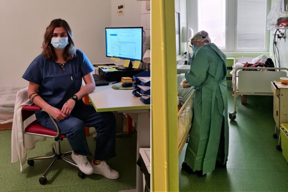 Ilustračný obrázok k článku Úprimná spoveď sestry z prvej línie: Má obavy z práce s covid pozitívnymi pacientmi?