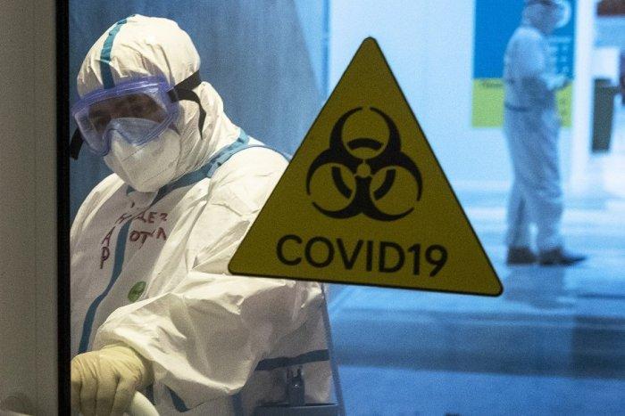Ilustračný obrázok k článku COVID situácia v žiarskej nemocnici: Špeciálne oddelenie nestačilo, doplnili lôžka