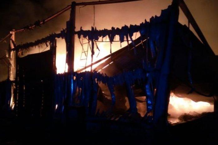 Ilustračný obrázok k článku Tragický požiar chaty v Nízkych Tatrách: Zomreli pri ňom dvaja mladí ľudia