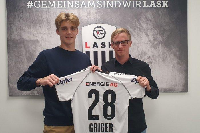 Ilustračný obrázok k článku Iba 16-ročný Adam prestúpil z Michaloviec do LASK Linz