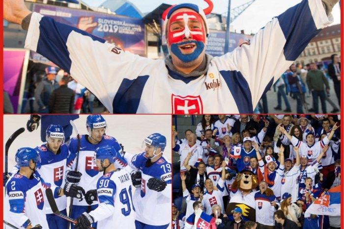 Ilustračný obrázok k článku Dočkáme sa hokejového REPETE? Majstrovstvá sveta v roku 2021 môžu prideliť Slovensku!