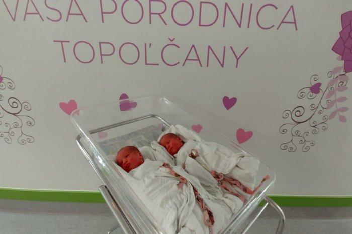 Ilustračný obrázok k článku Prvé bábätká roku 2021 v Topoľčanoch: Na svet sa vypýtali dvojičky a aj malý Jakubko