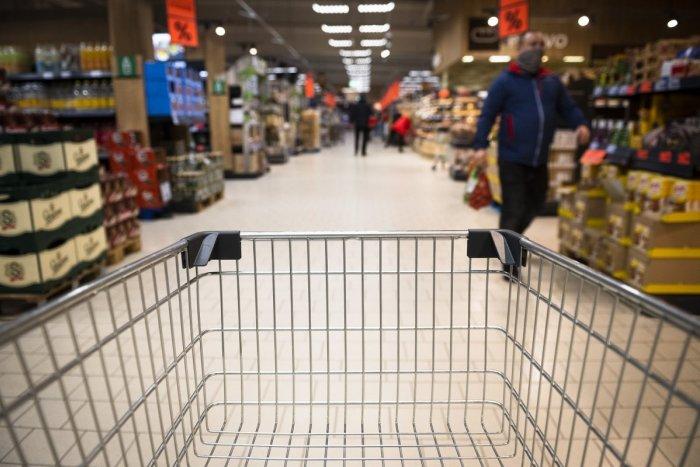 Ilustračný obrázok k článku Koronavírus v Dobšinej: Tri zo štyroch predajní potravín museli dočasne zatvoriť