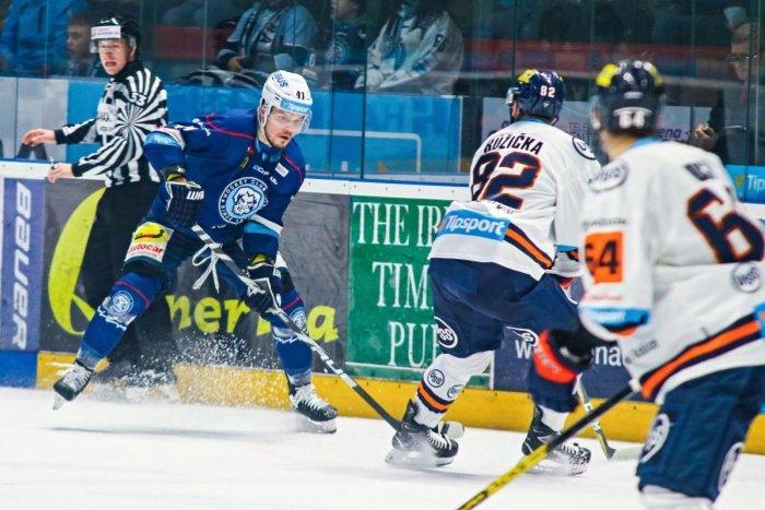 Ilustračný obrázok k článku HC Topoľčany s posilou so skúsenosťami z KHL: Do tímu prichádza Patrik Lušňák