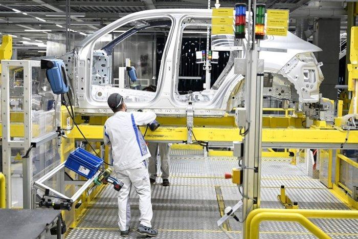 Ilustračný obrázok k článku Napätá situácia v bratislavskom závode Volkswagen: Aj tento týždeň obmedzia výrobu
