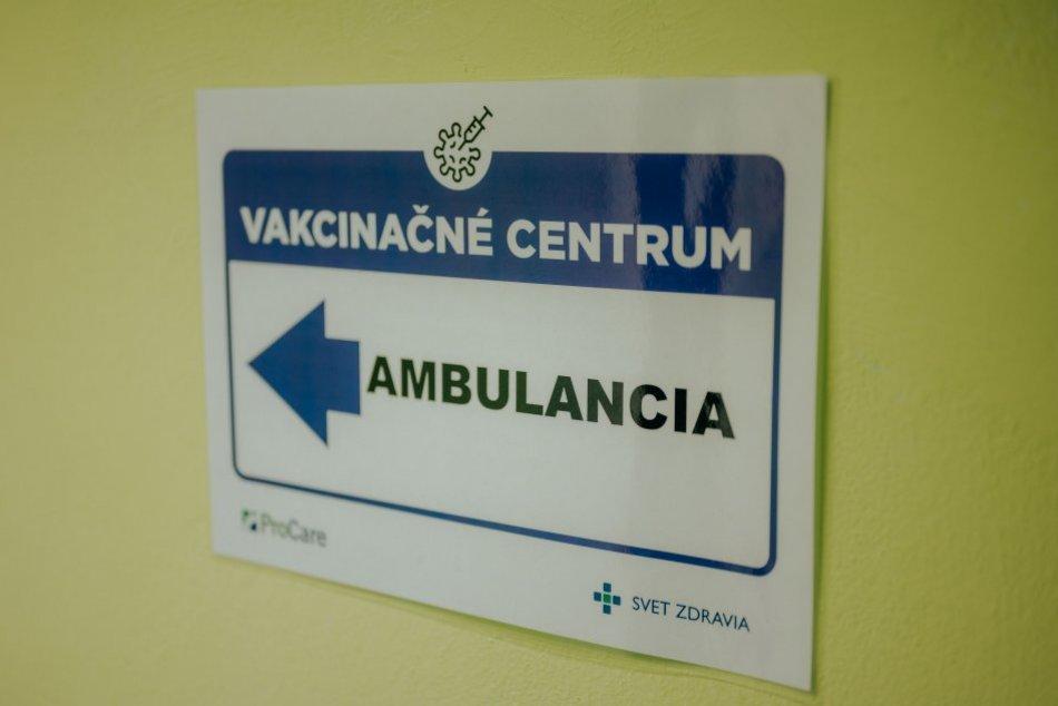 Ilustračný obrázok k článku Voľné termíny vo vakcinačnom centre: Ako sa dostať na zoznam náhradníkov?