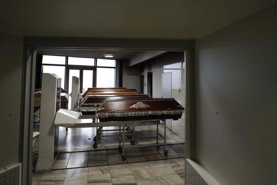 Ilustračný obrázok k článku V Košiciach nie je kam dávať mŕtvych! Nemocnica pristupuje k dramatickému kroku