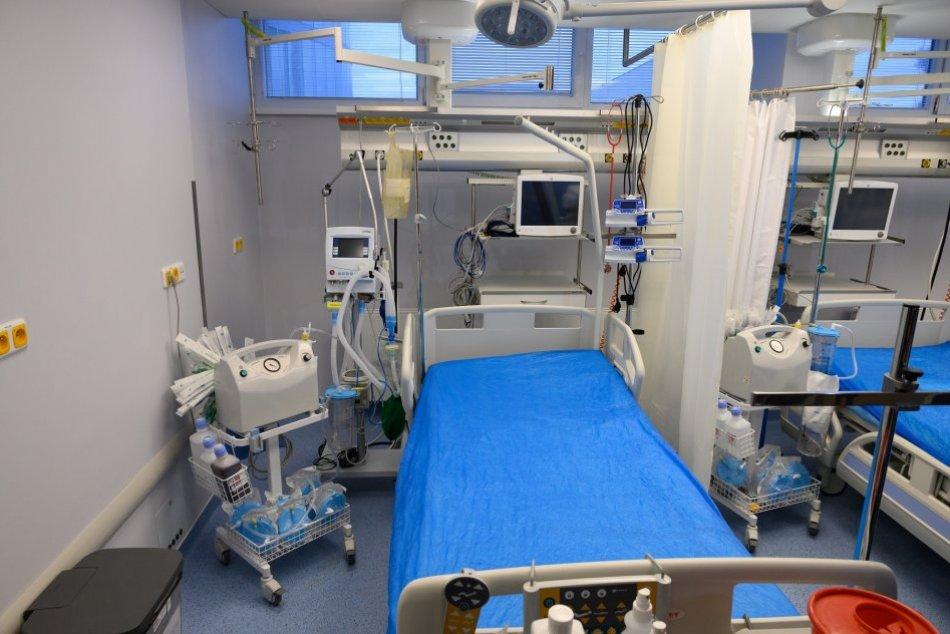 Ilustračný obrázok k článku Pacientov s COVID-19 je čoraz menej: Nemocnica v Trenčíne začne s operáciami