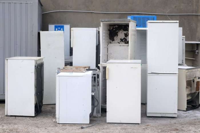 Ilustračný obrázok k článku Jesenné upratovanie pokračuje: Zbierať budú aj elektrospotrebiče + HARMONOGRAM