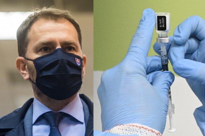 Ilustračný obrázok k článku Koniec prednostnému očkovaniu: Matovič žiada vysoké pokuty!
