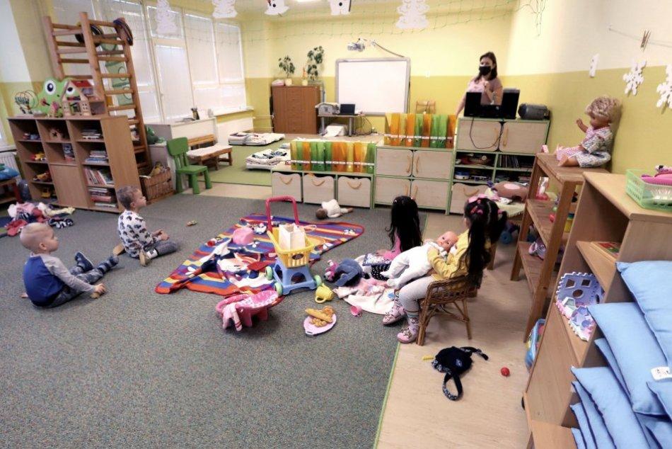 Ilustračný obrázok k článku Mesto zverejnilo OZNAM pre rodičov: Je tu zápis detí do materských škôl