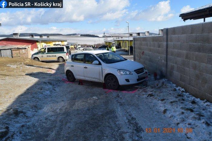 Ilustračný obrázok k článku Tragická nehoda neďaleko Spišskej: Muž bez vodičáku zrazil dieťa
