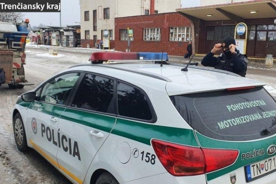 Ilustračný obrázok k článku Kontroly v Trenčianskom kraji: MIESTA, na ktoré sa zamerali policajti