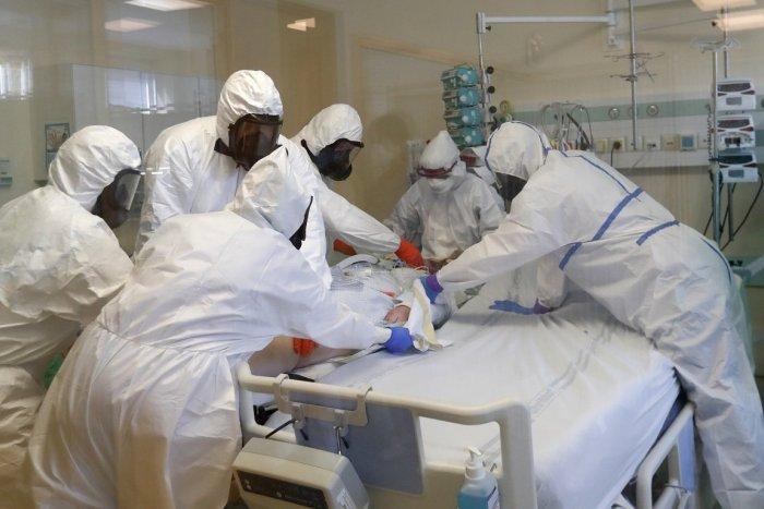 Ilustračný obrázok k článku Koronavírus: Pribudlo viac ako 100 úmrtí, v nemocniciach sú tisíce pacientov!