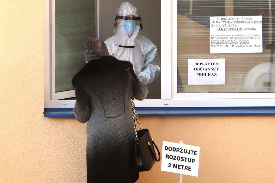 Ilustračný obrázok k článku Žilina hľadá ľudí na pomoc pri testovaní: Koľko si môžete zarobiť?