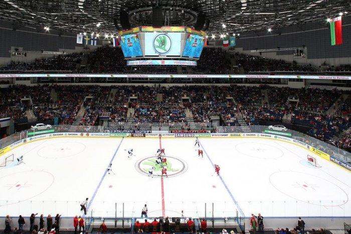 Ilustračný obrázok k článku SPEČATENÉ: Bielorusku nadobro odobrali hokejový šampionát! Budú MS na Slovensku?