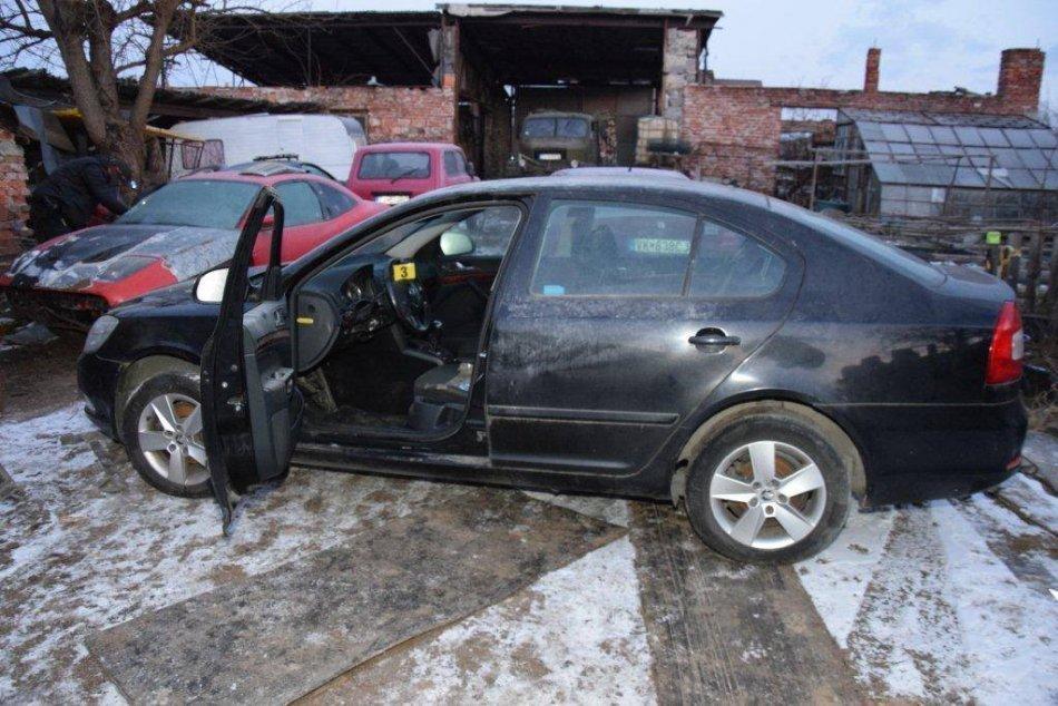 Ilustračný obrázok k článku Krádež auta priamo zo zvolenského parkoviska: Kde bolo nakoniec vypátrané? FOTO