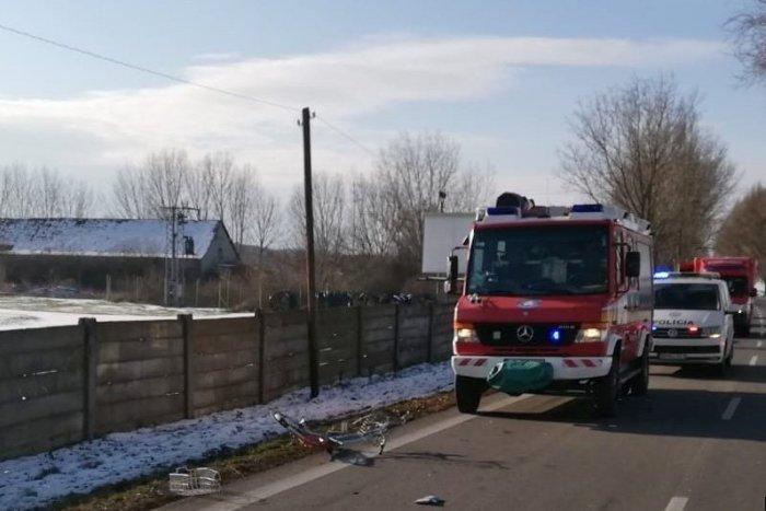 Ilustračný obrázok k článku Začiatok roka pohľadom polície: Na cestách v okrese došlo k niekoľkým nehodám