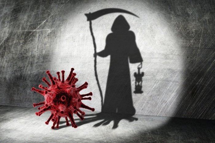 Ilustračný obrázok k článku Koronavírus: Pribudlo viac ako 100 úmrtí! V nemocniciach ležia tisíce pacientov