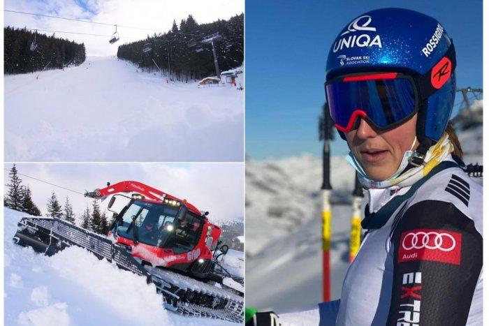 """Ilustračný obrázok k článku Jasná sa hotuje na lyžiarsky sviatok: Na pretekoch """"maká"""" 500 ľudí a chystajú náročnú trať!"""