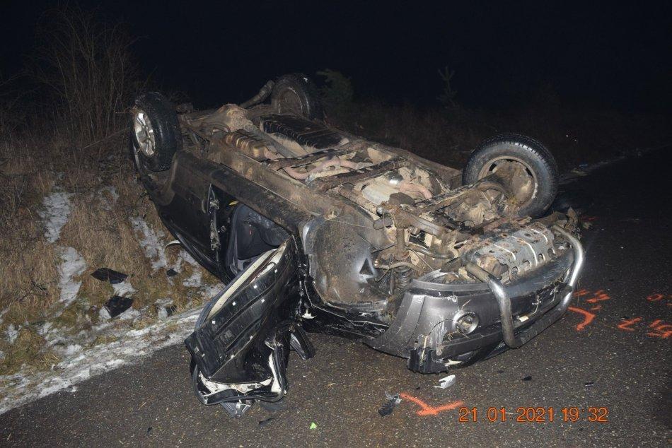 Ilustračný obrázok k článku Neďaleko Revúcej došlo k tragickej nehode: Z opisu polície až zamrazí, FOTO