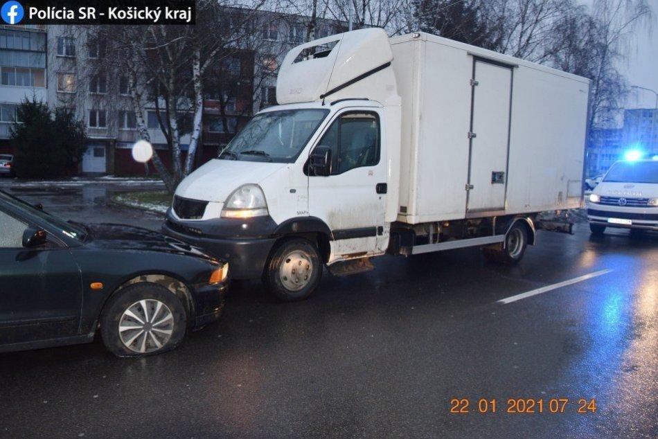 Ilustračný obrázok k článku Opitý vodič havaroval v Michalovciach, pokračoval a spôsobil ďalšiu nehodu!