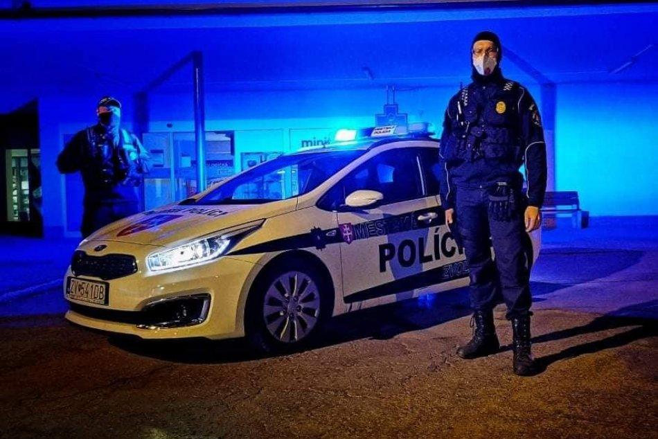 Ilustračný obrázok k článku Dodržiavanie opatrení vo Zvolene kontroluje aj mestská polícia: Na čo sa zameriava?