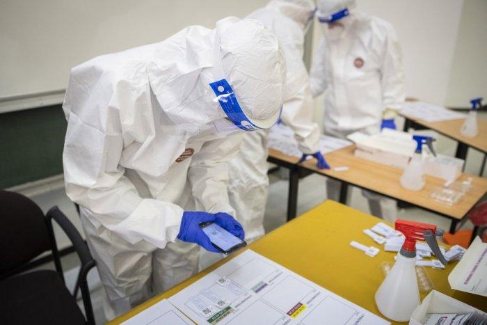 Ilustračný obrázok k článku Poznáme VÝSLEDKY testov v Banskobystrickom kraji: Ako dopadli jednotlivé okresy?