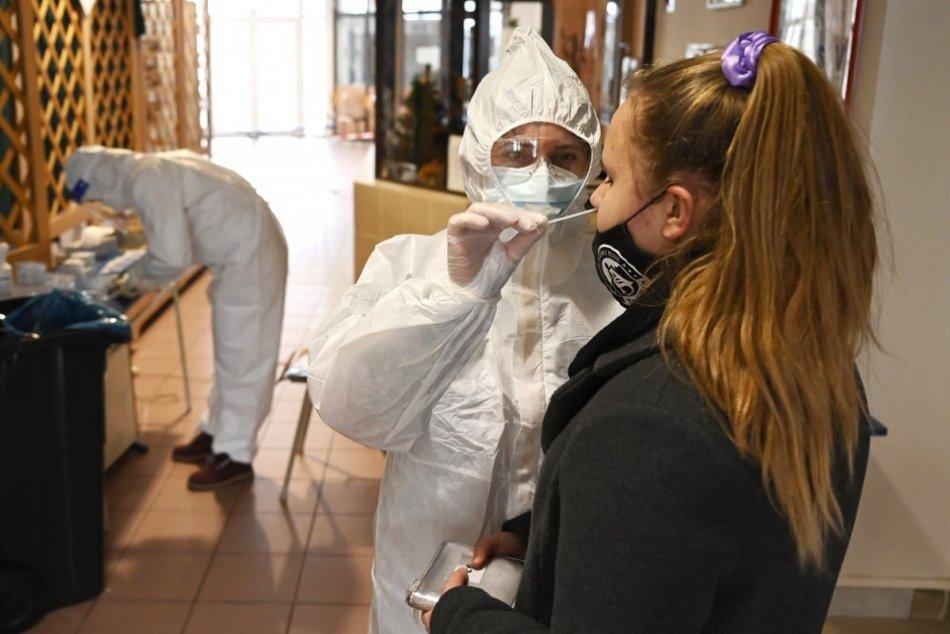 Ilustračný obrázok k článku Prehľad OBCÍ v okrese Považská Bystrica, kde prebehne antigénové testovanie