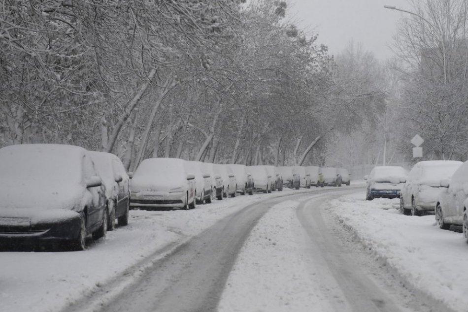Ilustračný obrázok k článku Mieri k nám sibírska ZIMA: Najprv výdatne nasneží, potom prituhne aj na -20°C!